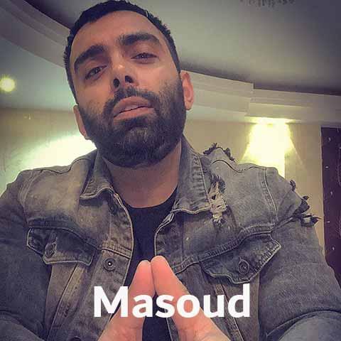 دانلود آهنگ مسعود صادقلو عاشق چشماتم